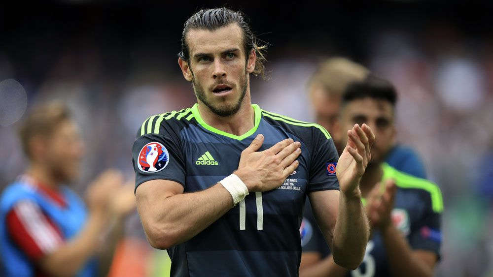Gareth Bale (AAP)