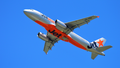 Jetstar aircraft taking off