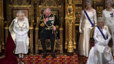 Queen Elizabeth Camilla 5