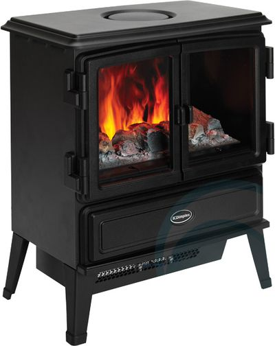 <strong>Dimplex Oakhurst Electric Fire Heater</strong>