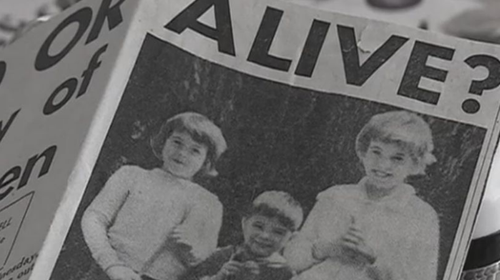 A theory suggests the children were buried at a North Plympton factory. (9NEWS)