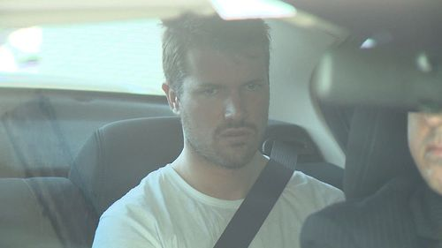 Gable Tostee has been remanded in custody until his next court appearance in October. (9NEWS)
