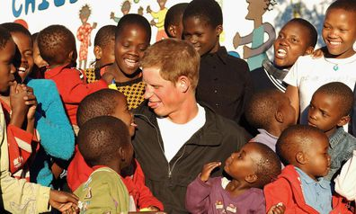 Sentebale head reveals Prince Harry's 'whole-hearted commitment' despite royal split