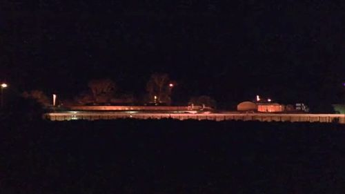 Three injured in South Australian prison fire