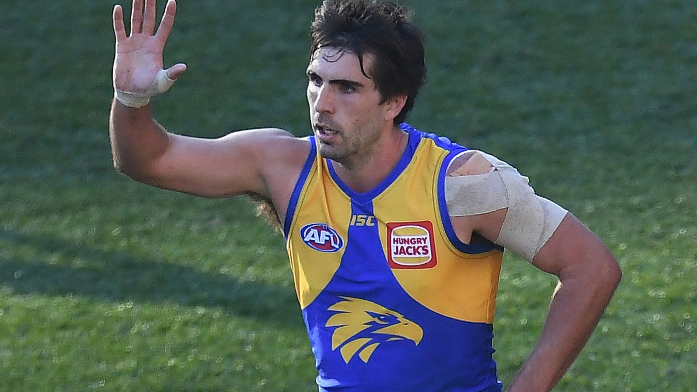 Melbourne Demons would forgive free agent Andrew Gaff says Nathan Jones
