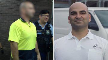 Sydney drugs ice import Iranian refugee