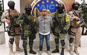 Alleged Mexican cartel leader 'Sledgehammer' caught after lengthy hunt