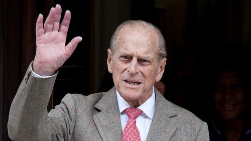 Prince Philip officially retired from public duty in August last year. During his time in the public eye, he completed more than 22,000 solo public engagements. Picture: EPA