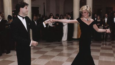 Princess Diana, dancing