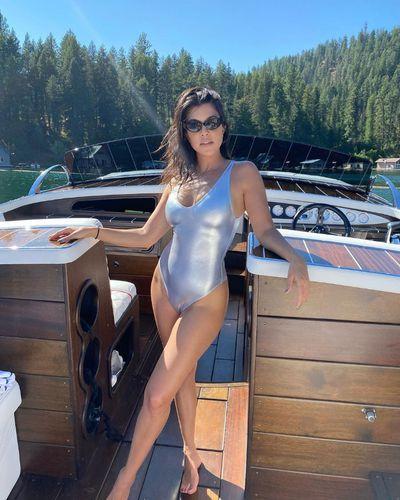 3. Kourtney Kardashian