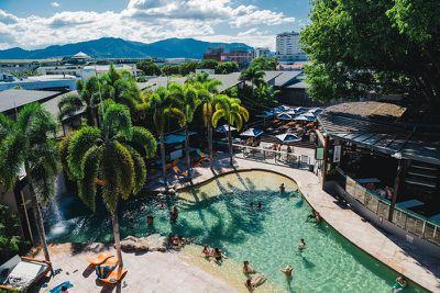 <strong>Gilligan's Backpacker Hotel &amp; Resort Cairns &ndash; Cairns, Australia</strong>