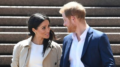 Harry and Meghan Aus Tour