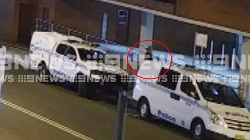 Penrith shooting