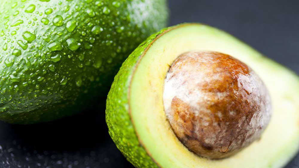Avocado stone