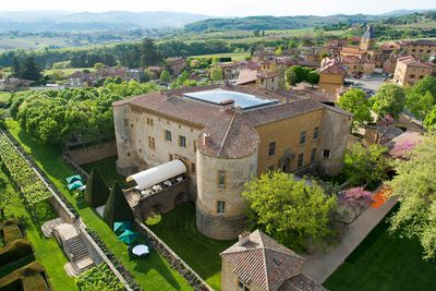 <strong>Ch&acirc;teau de Bagnols, France</strong>