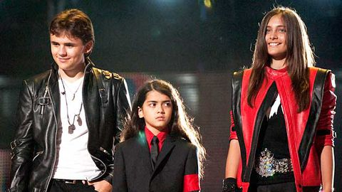 Michael Jackson's kids might get a reality show