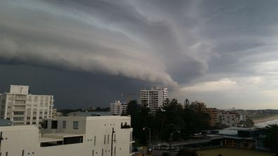 Wild weather photos from NSW storms (Gallery)