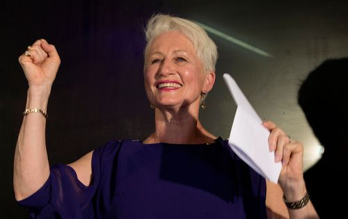 Dr Kerryn Phelps has been declared the official winner in the Wentworth by-election.