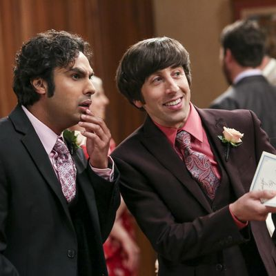 Raj finally finds love