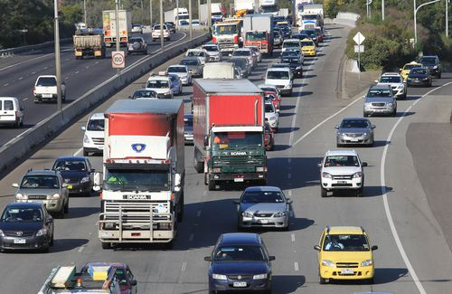 Suburban roads are in for a funding boost. (AAP)