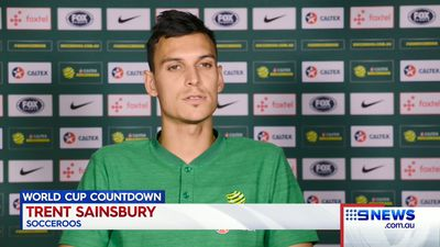 Trent Sainsbury backs young Socceroos to excel in Russia World Cup