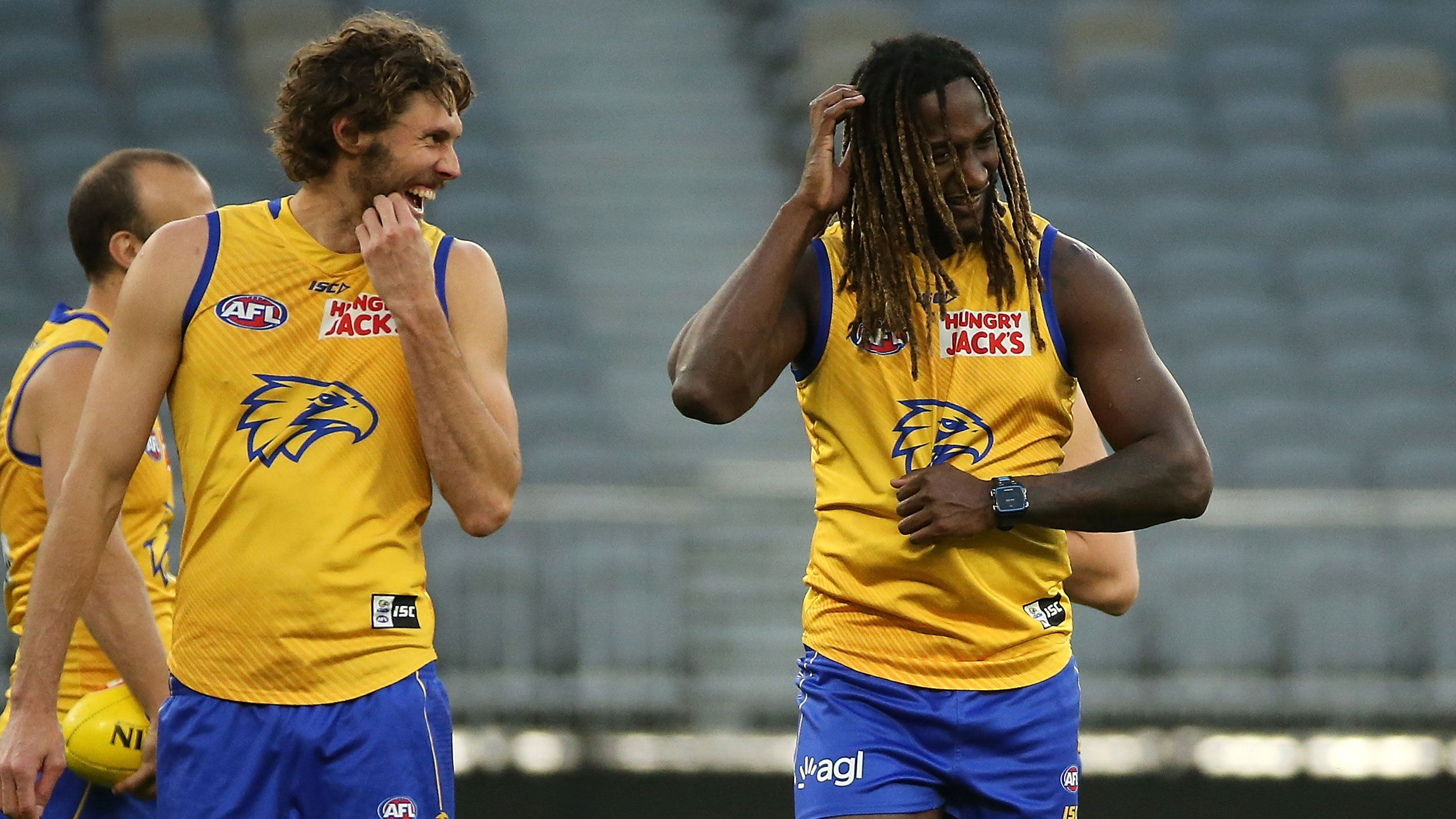 Selection heartache looming at West Coast Eagles to make way for Nic Naitanui