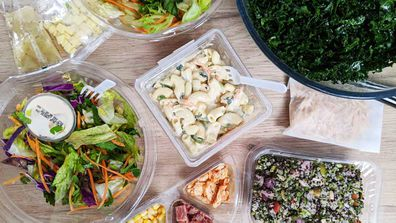 Supermarket salads... how good are they really?