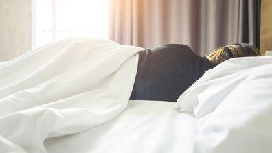 Common sleep problems are leaving Australians restless.