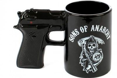 Badass <i>Sons of Anarchy</i> mug.<br/><br/>(Image: shop.fxnetworks.com)