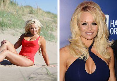 Liverpool's Pamela Anderson