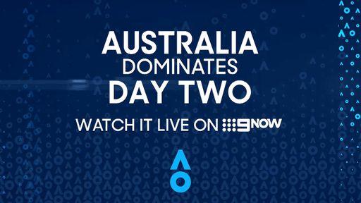 Ajla Tomljanovic Vs Anastasija Sevastova Australian Open 2020