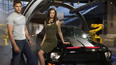 Knight Rider 2008 reboot