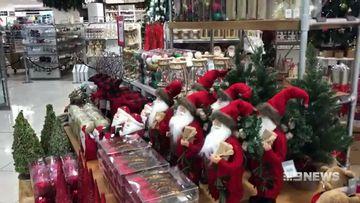 'Tis the season...already? Christmas decorations takeover shelves