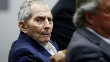 New York real estate heir Robert Durst was sentenced to life in prison without a chance of parole for the murder of his best friend more than two decades ago.