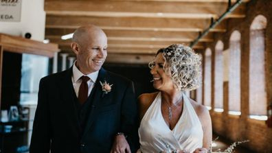 Peter and Lisa Marshall got married a second time after Peter was diagnosed with Alzheimer's disease second wedding.