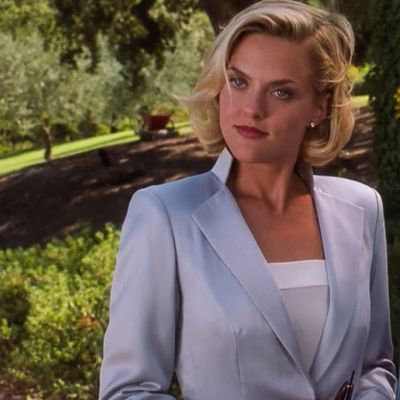 Elaine Hendrix as Meredith Blake: Then