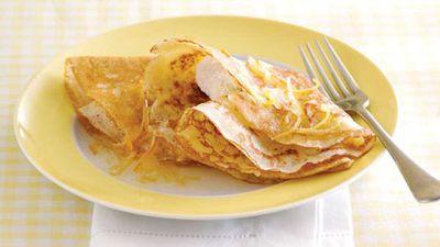 "Recipe:&nbsp;<a href=""http://kitchen.nine.com.au/2016/05/13/12/01/crepes-with-lemon-ricotta"" target=""_top"">Crepes with lemon ricotta</a>"