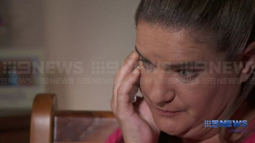 Janelle Saunders, Zoe's mother, spoke exclusively to 9NEWS.
