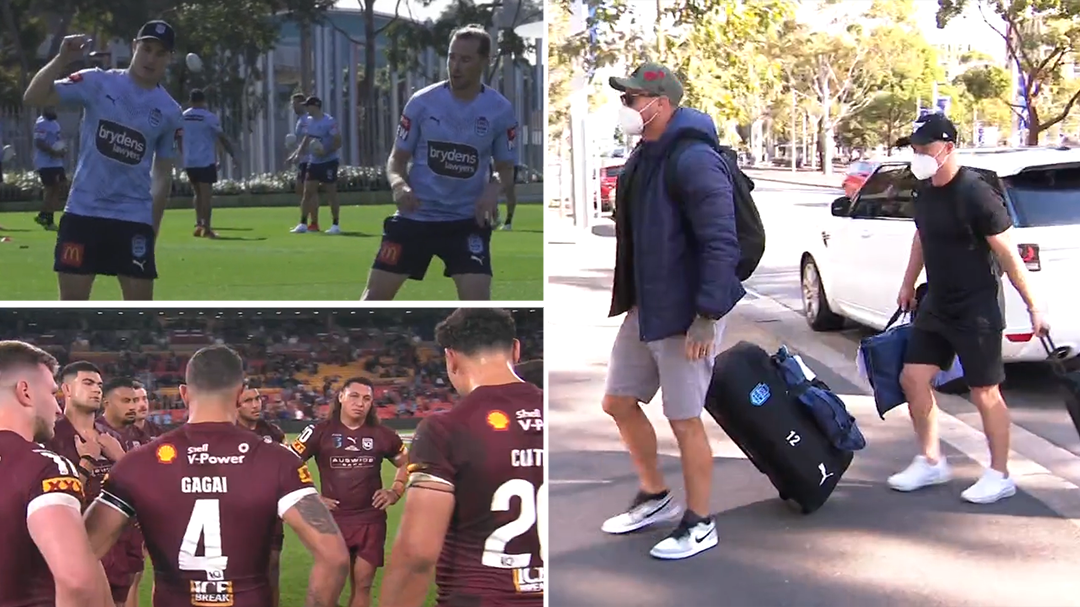 State of Origin Three moved to Newcastle due to Sydney's COVID lockdown