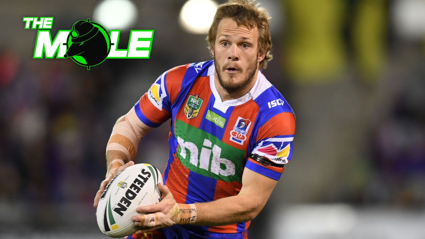 The Mole: Nathan Ross undergoes three different surgeries to be ready for 2018 NRL season