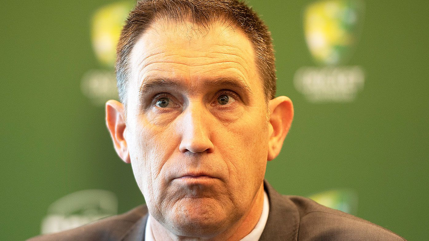 Outgoing Cricket Australia CEO James Sutherland reveals ball tampering regret