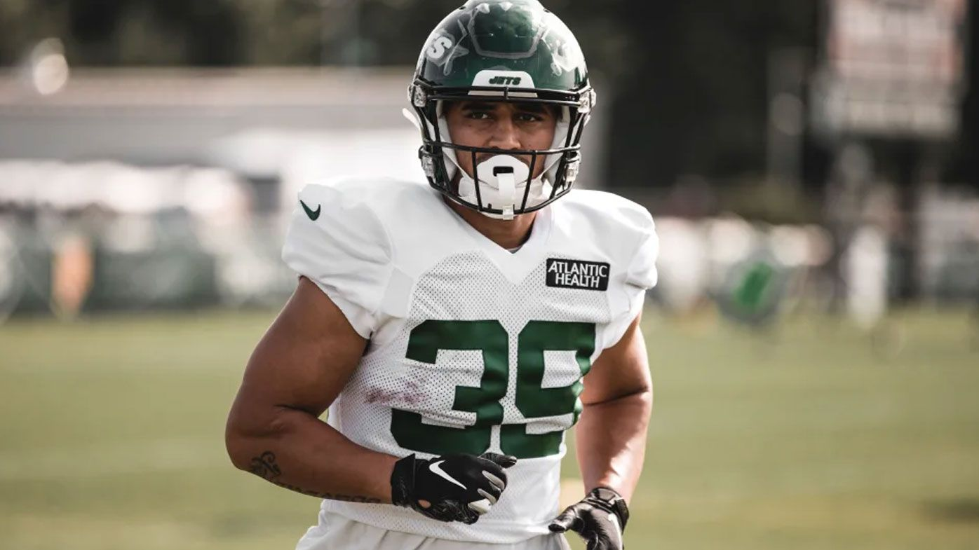 New York Jets coach 'excited' to see Valentine Holmes in pre-season games