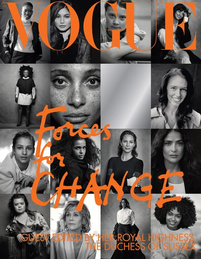 Meghan Markle to guest edit British Vogue September issue