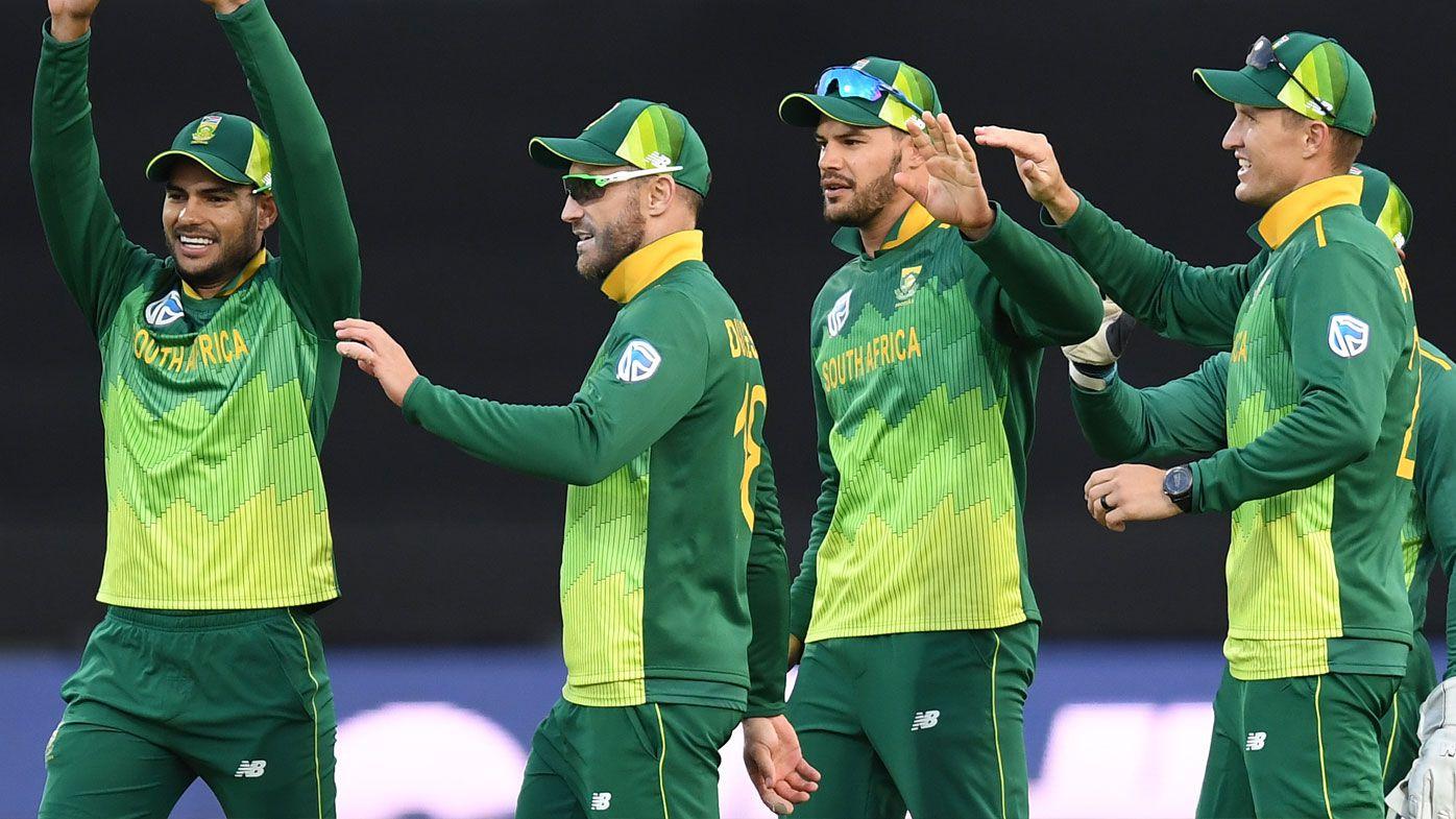South Africa clinch Australia ODI series
