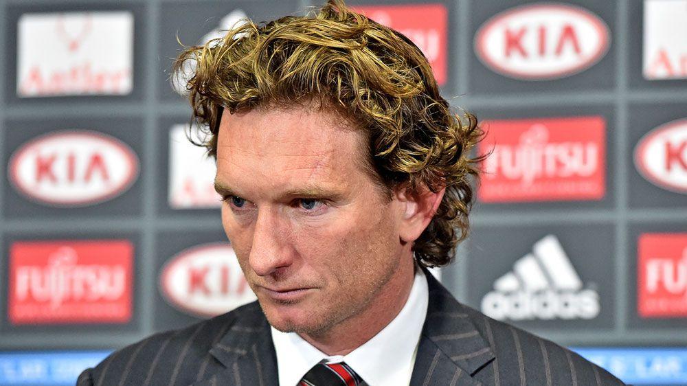 Hird takes some AFL supplement saga blame