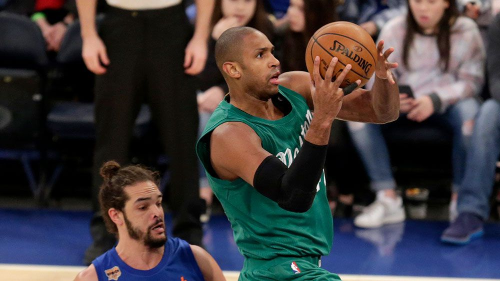 Al Horford in action for the Celtics. (AAP)