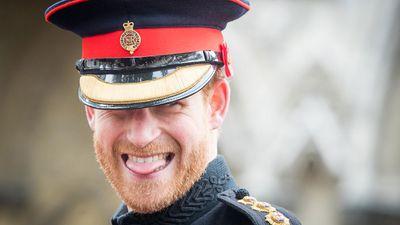 Prince Harry and Meghan Markle relationship: November 9, 2017