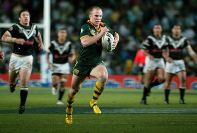 The Kangaroos won in extra time when Darren Lockyer scored a golden try.