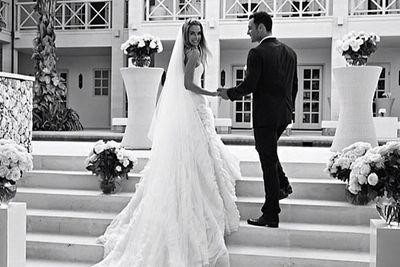 The dream Bali wedding. Tear!