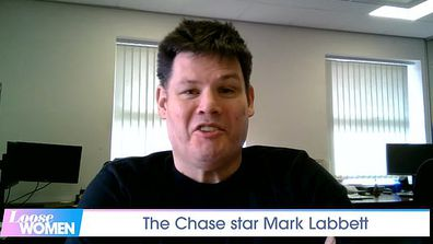 The Chase star Mark Labbett reflects on weight loss.